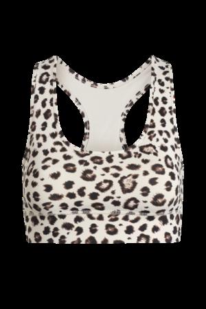 Top s leopardním vzorem